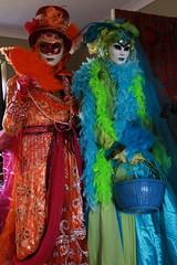 Costumes  - Venice Masquerade 8