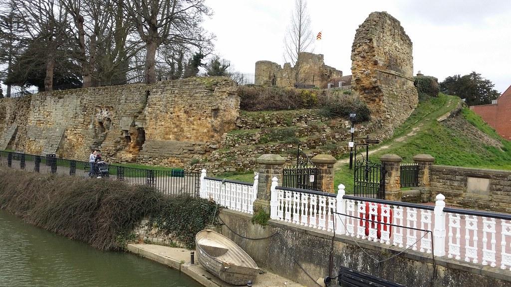 Tonbridge Castle #Wealdway #sh