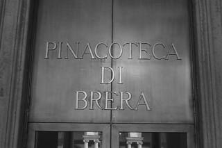 Milan - Pinacoteca di Brera