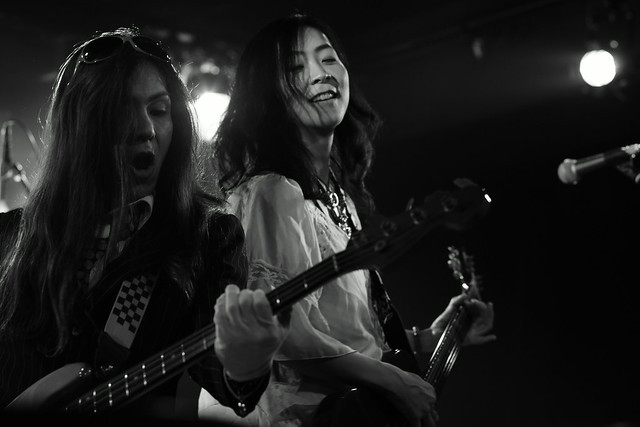 RoundFace live at 獅子王, Tokyo, 25 Mar 2015. 549