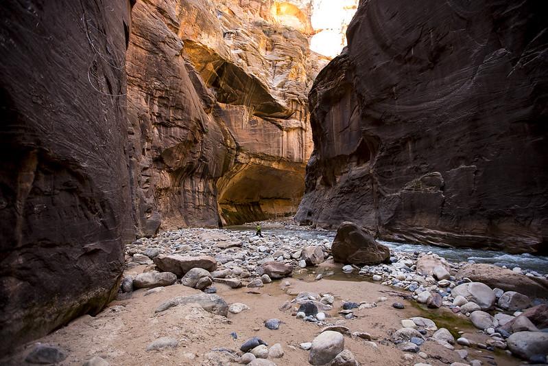 The Narrows, Zions, Utah