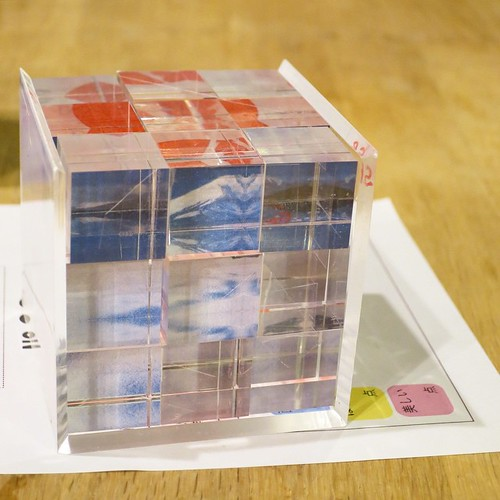 富士山なキューブ #CubeEtude