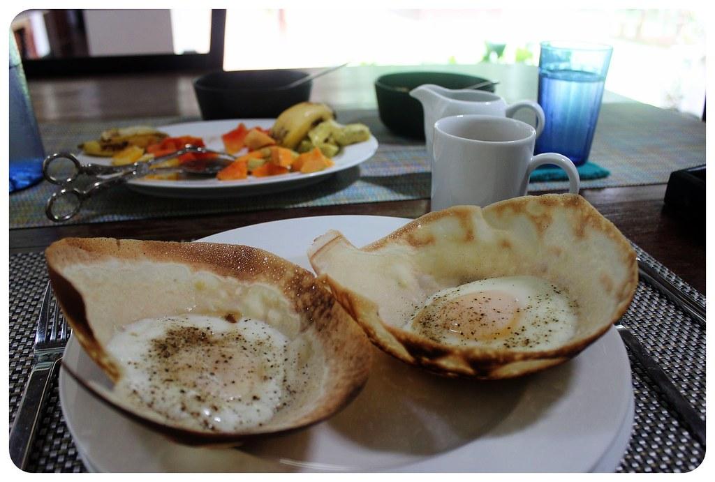 sri lanka breakfast photo
