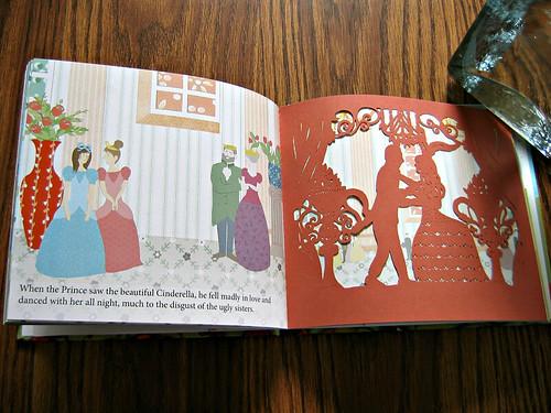 Cinderella A Cut-Paper Book