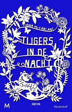 tijgers in de nacht