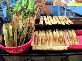166 otak-otak sold at Jalan Alor