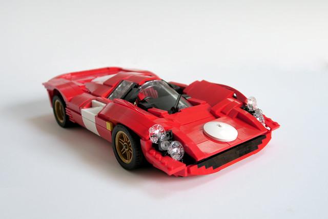 Ferrari 330 P4 (1967 spec)