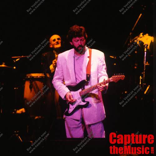 Eric Clapton @ Royal Albert Hall - London