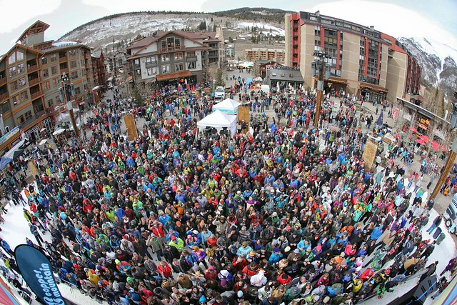 Spring concert at Copper Mountain