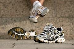 ZAČÁTEČNÍCI: Vybíráte své první běžecké boty?