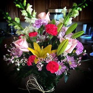 Flower Bouquet 74/365