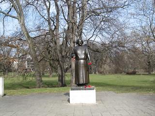 Bild av Clara-Zetkin-Denkmal. leipzig