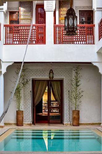 Riad Aladdin, Marrakech