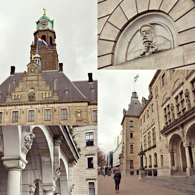 Rotterdam kaupungintalo