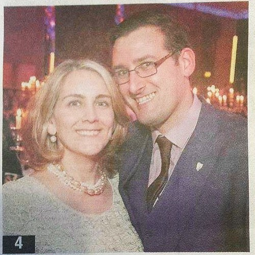 We made the newspaper for looking so fab at the Cork Marketing Ball.