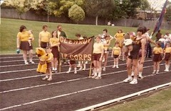 Athletics marching