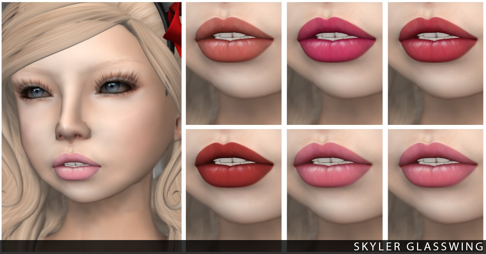 Skin fair spotlight - YumYums / Adored Bodyshop_002