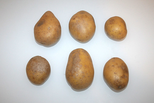 11 - Zutat Kartoffeln / Ingredient potatoes