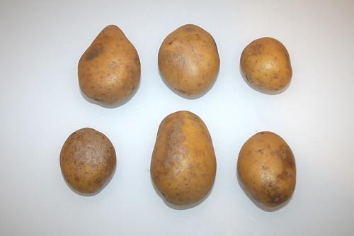 11 - Zutat Kartoffeln / Ingredient potatoes