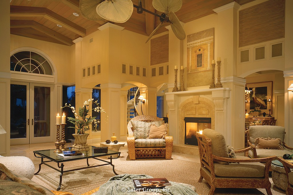 27 Luxury Living Room Designs - Page 2 of 2 - Zee Designs