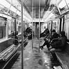 Social isolation #vscocam #jtrain #subway #nycunderground #vintage #nostalgia  #ignation #samsung #art #photooftheday #heyitsalshawn #instagrammers  #nerosismuse #follow #blackandwhite
