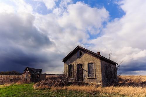 Ladoga Schoolhouse