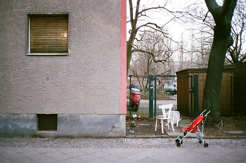 Berlin - Kreuzberg, Lobeckstraße