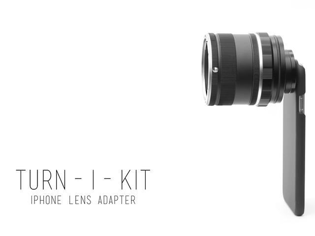 Tunrikit iPhone lens adapter