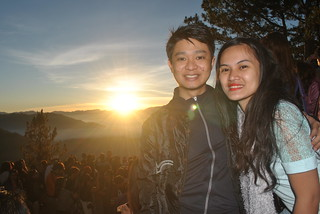 Sunrise Kiltepan Nikko and Janna