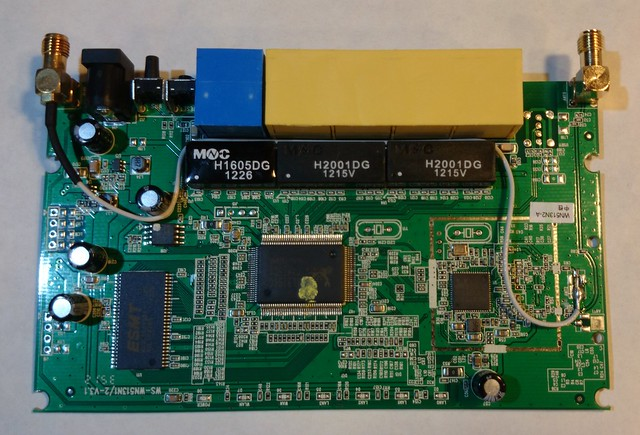 Monoprice Wireless-N Router
