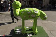 THE GRUFFALO SHAUN No.06 - Shaun The Sheep - Shaun in the City - London - 150423 - Steven Gray - IMG_0120