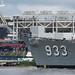 USS Barry (DS-933) Departs Washington DC by J Sonder