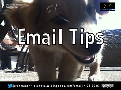 Email Tips 05.2016