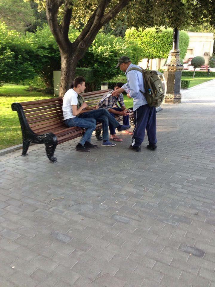 18-May-2016-LEAFLETING-Azerbaijan