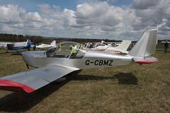 G-CBMZ EV-97 Eurostar Popham