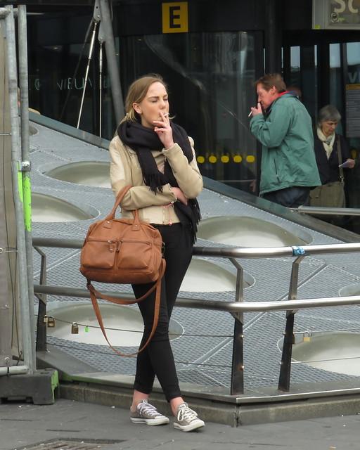 Schiphol Airport Smoking E