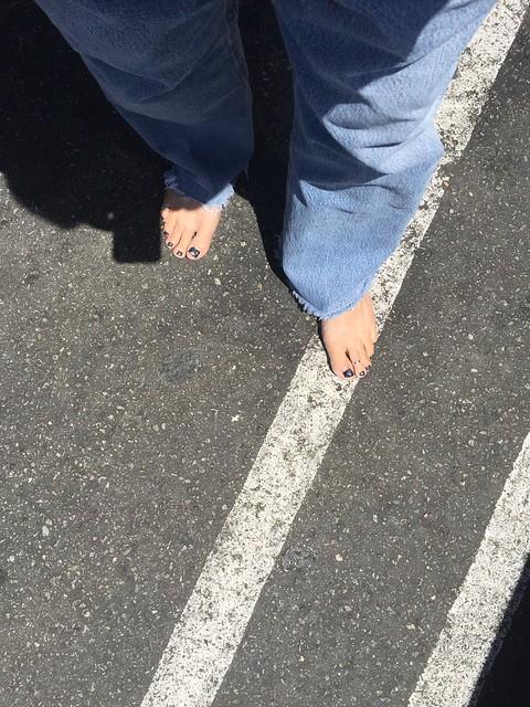 Barefoot Sunday