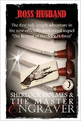 BOOK REVIEW: SHERLOCK HOLMES & THE MASTER ENGRAVER