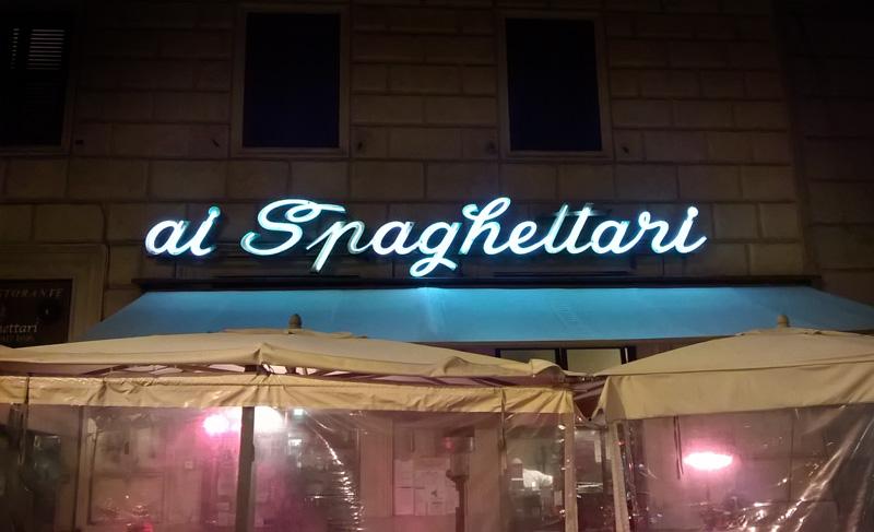 Rome Spaghettari