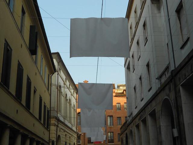 nuova installazione via Angeli, Rovigo, arrivando da Padova