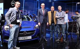 Genfer Autosalon: Corsa OPC