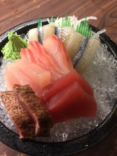 (吃到飽食記)同學會聚餐推薦,到高雄松江庭日本料理店找美食好料 (11)