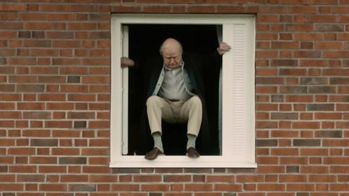 de-100-jarige-man
