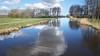 Timid spring in Amstelveen...