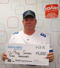 Merle Shepard - $9,000 $300,000 Triple Platinum