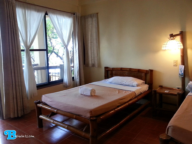 La Luz resort premier room