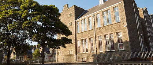 Eastern Primary School prior to redevelopment in 2015