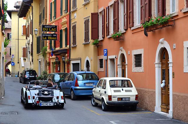 Hotel du Lac, Gargnano, Lake Garda
