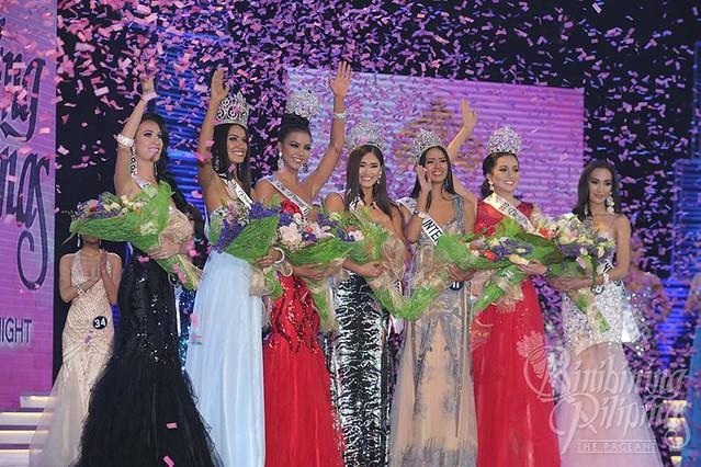 New Binibining Pilipinas Queens