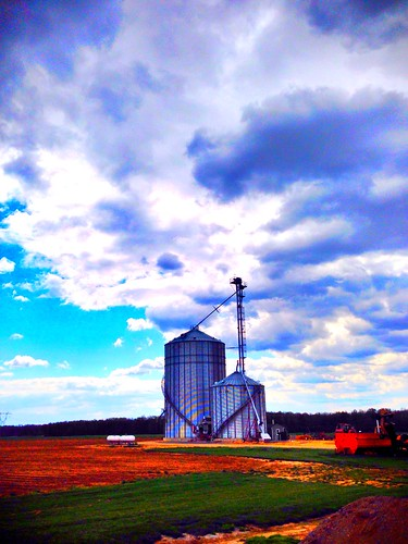 farm silo agriculture elmer southjersey southernnewjersey sodfarm shirleyroad coombssodfarm